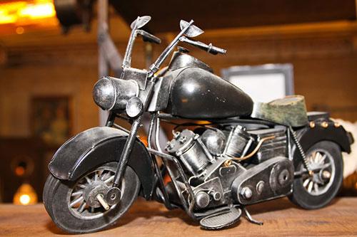 ハーレー 模型